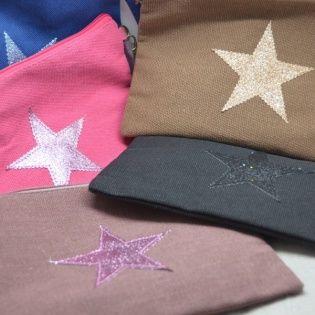 Sac ou pochette bandoulière étoile