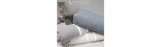 Plaids coton