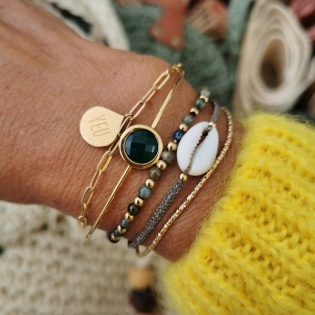 Bracelet chaîne Yeu